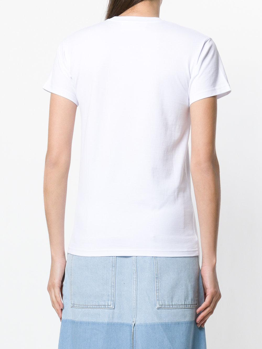 Buy Cheap Low Price Fee Shipping Cheap Discount Sale wire T-shirt - Grey Ports 1961 nK0Wbh6G