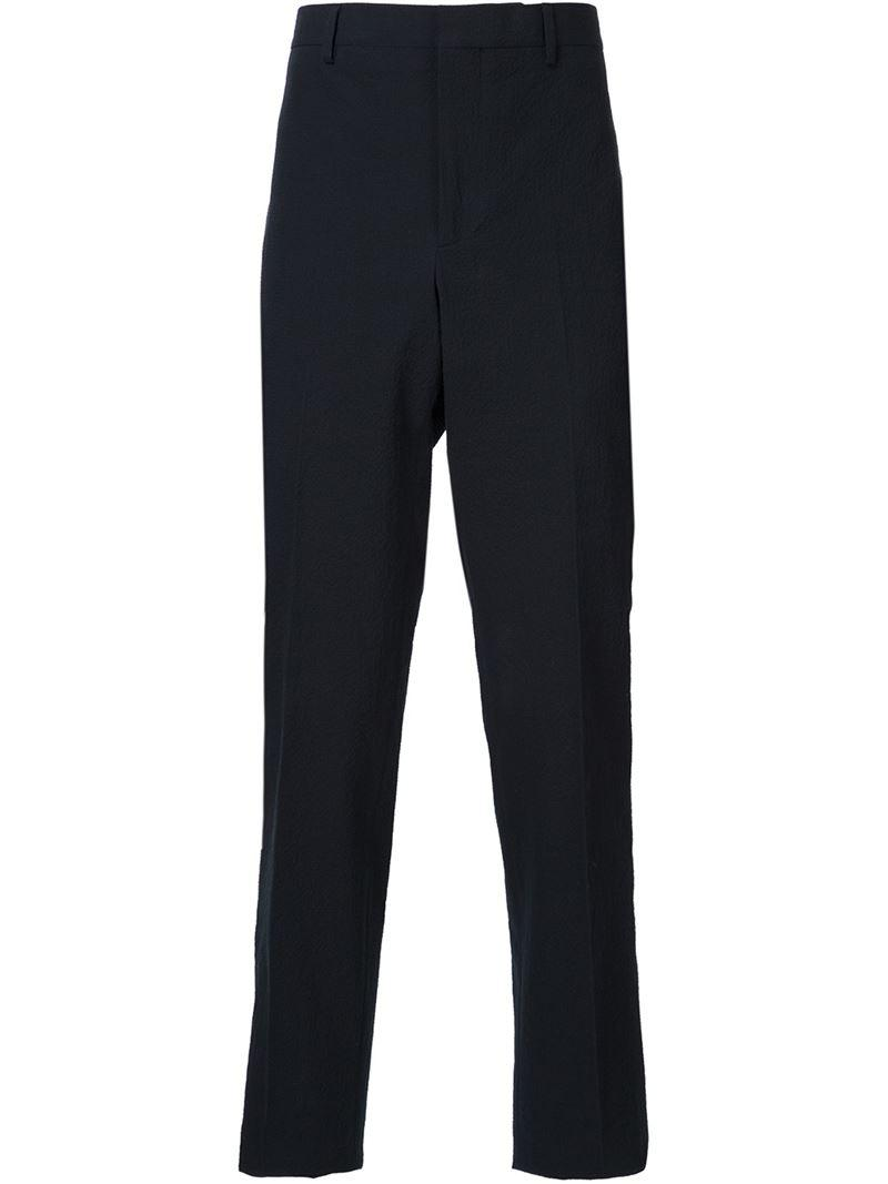 Cheapest textured tailored trousers - Black Givenchy Cheap Price Top Quality Cheap Sale Low Cost FAiNsV