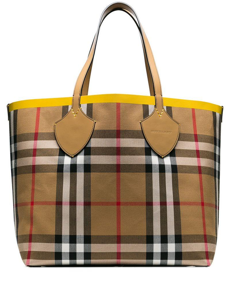 Burberry. Women s The Giant Reversible Tote Bag 5d92afbf47149
