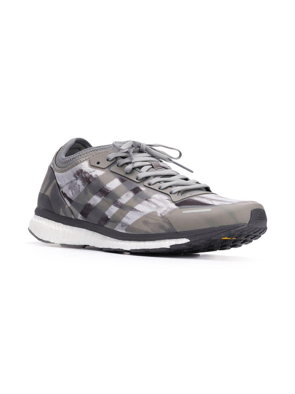 detailed look 2d414 b94df Adidas - Gray X Undefeated Adizero Adios Sneakers for Men - Lyst. View  fullscreen