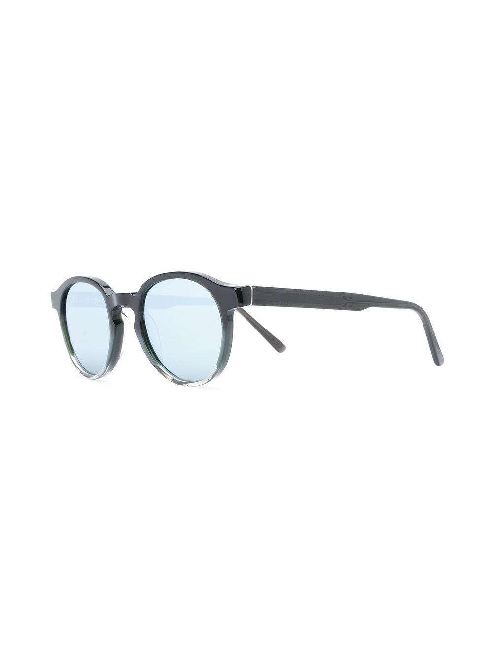 Retrosuperfuture - Black Lunettes de vue à monture ronde for Men - Lyst.  Afficher en plein écran 10478cd72ee9