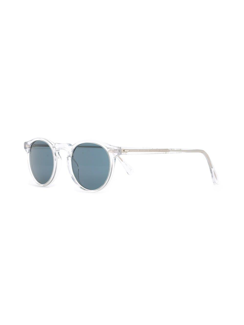 802221a349 Oliver Peoples - Multicolor Gregory Peck Sunglasses - Lyst. View fullscreen