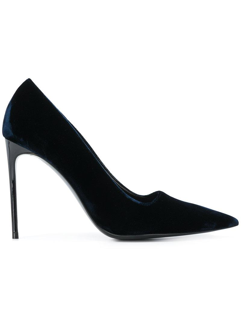 Stella McCartney Classic pointed pumps