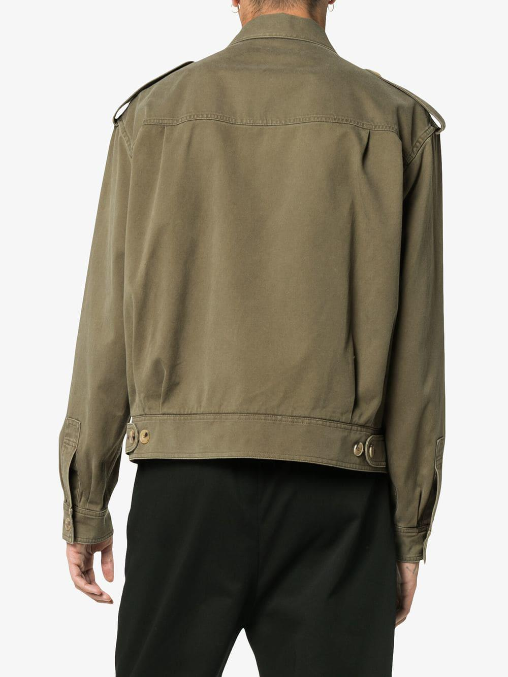 View Logo Men Lyst w For Fullscreen Printed Anderson Green J Harrington Jacket wvq7Oxp