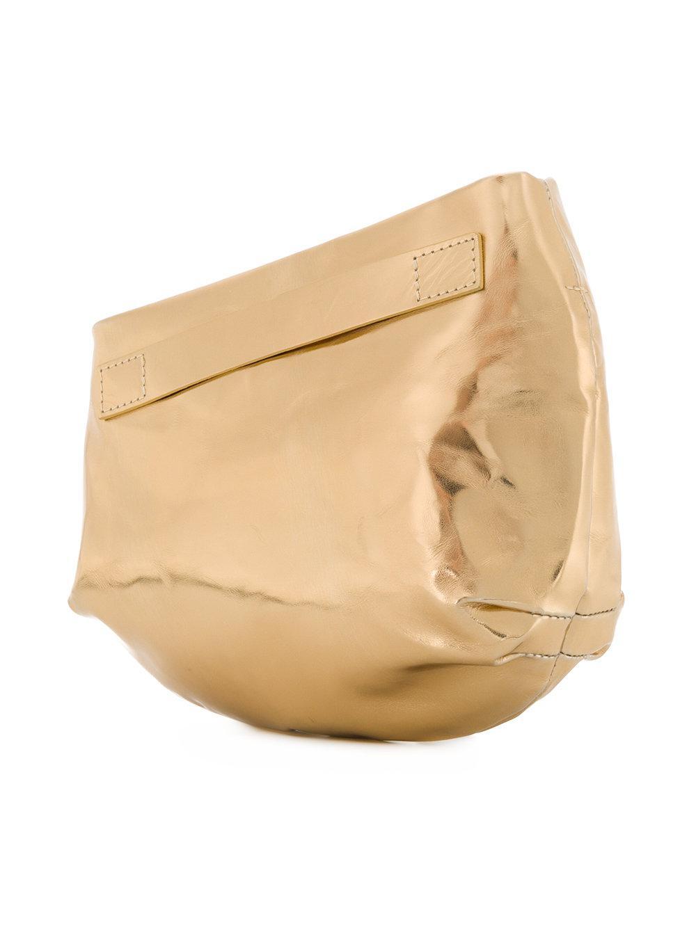 Gobetta Metallic In Shoulder Lyst Bag Marsèll Small Yqpf8wxWE1