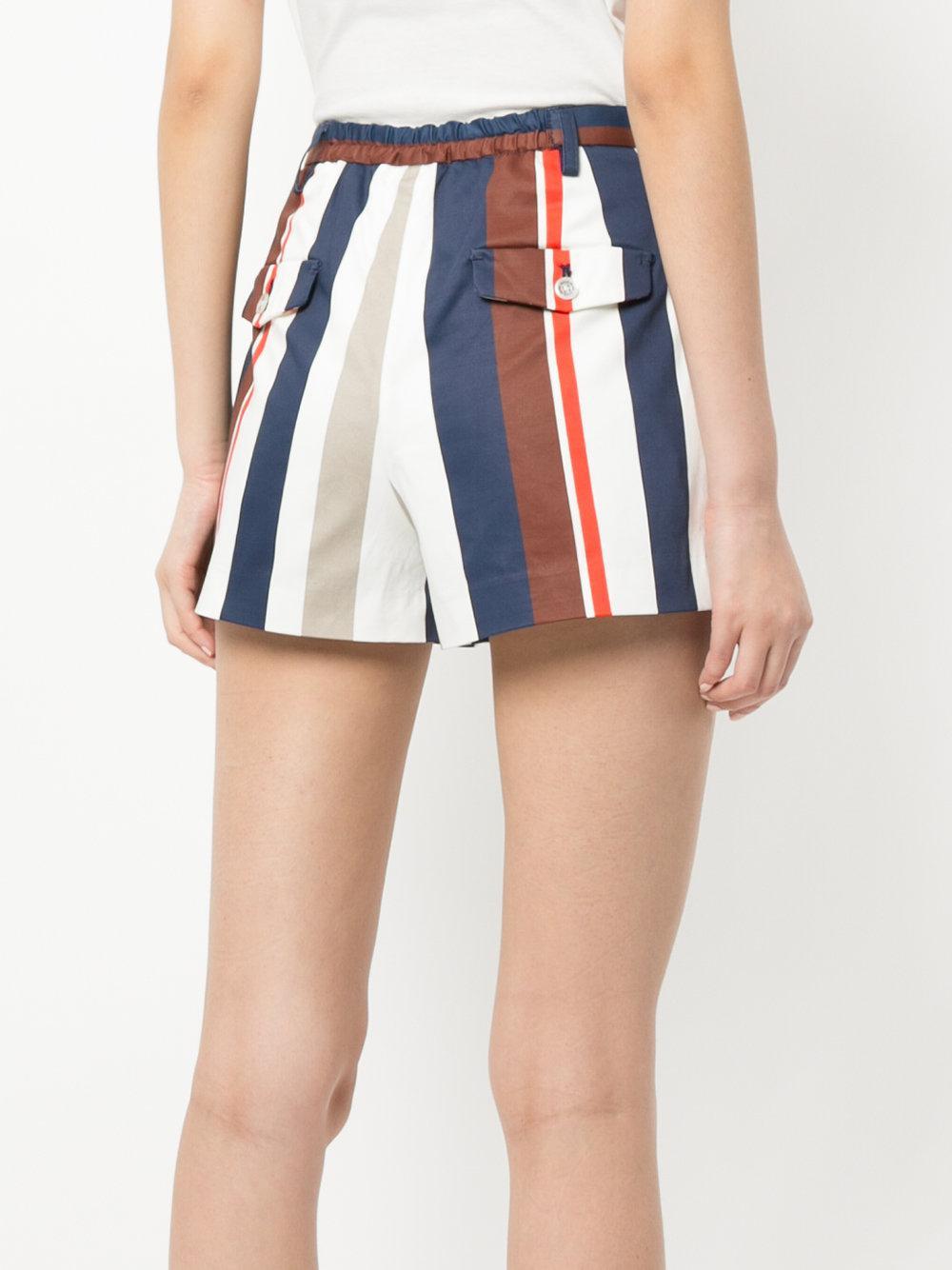 striped shorts - Multicolour Guild Prime Q5OMwyQ