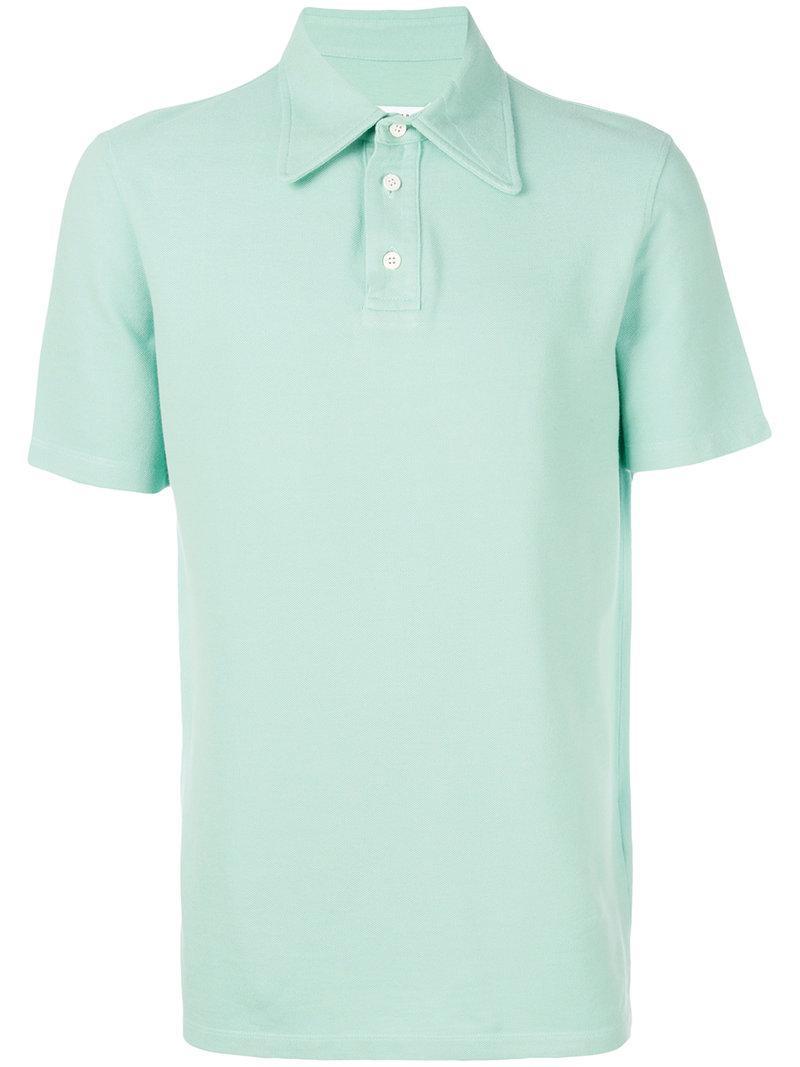 classic polo shirt - White Maison Martin Margiela Free Shipping Clearance o04t20LjMM