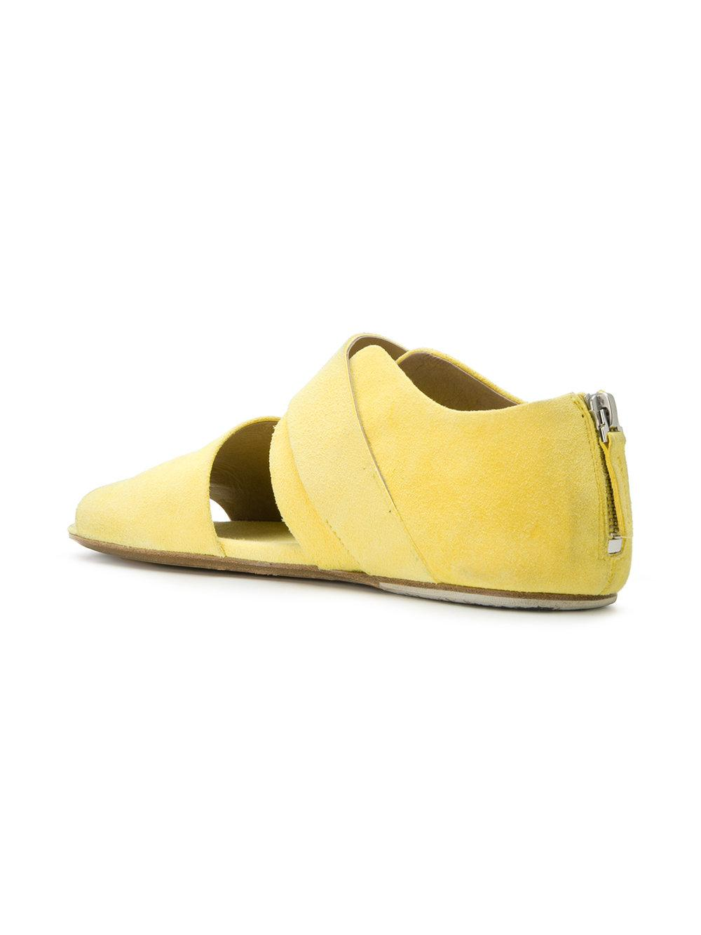 open toe slides - Yellow & Orange Mars��ll hsKm0F