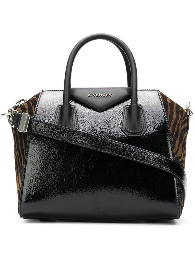 4cbac28771fe Givenchy - Black Antigona Tote - Lyst. View fullscreen