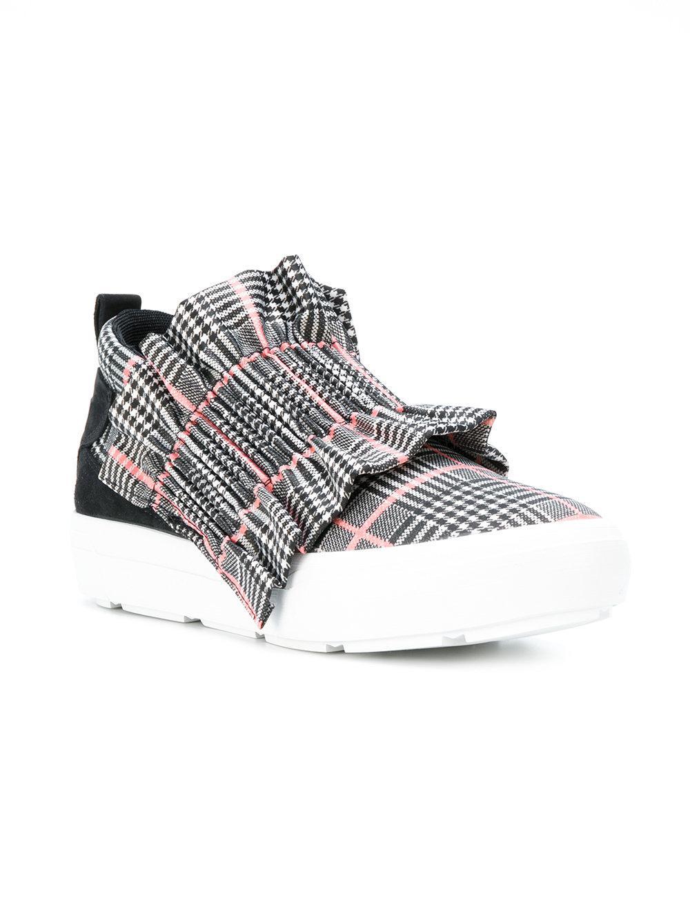 Msgm Ruffled Ollie sneakers yxZGzjgu