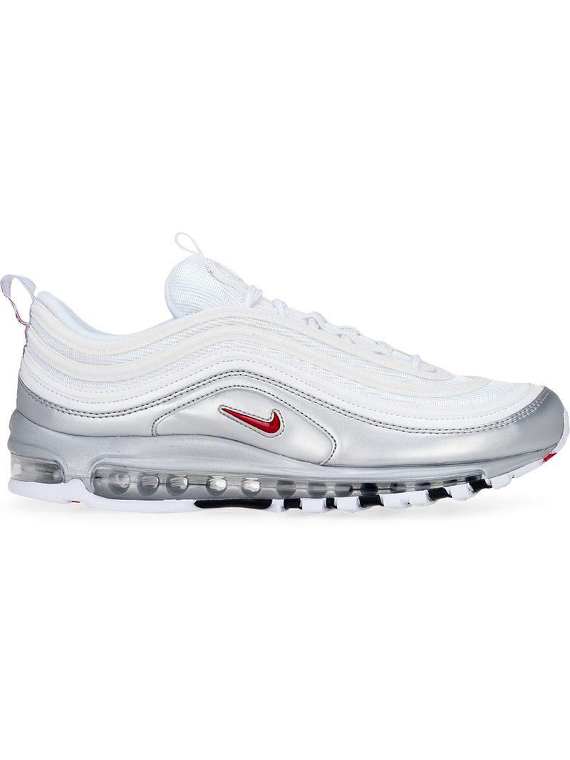 24fcaf93bc7811 Nike Air Max 97 Sneakers in White for Men - Lyst