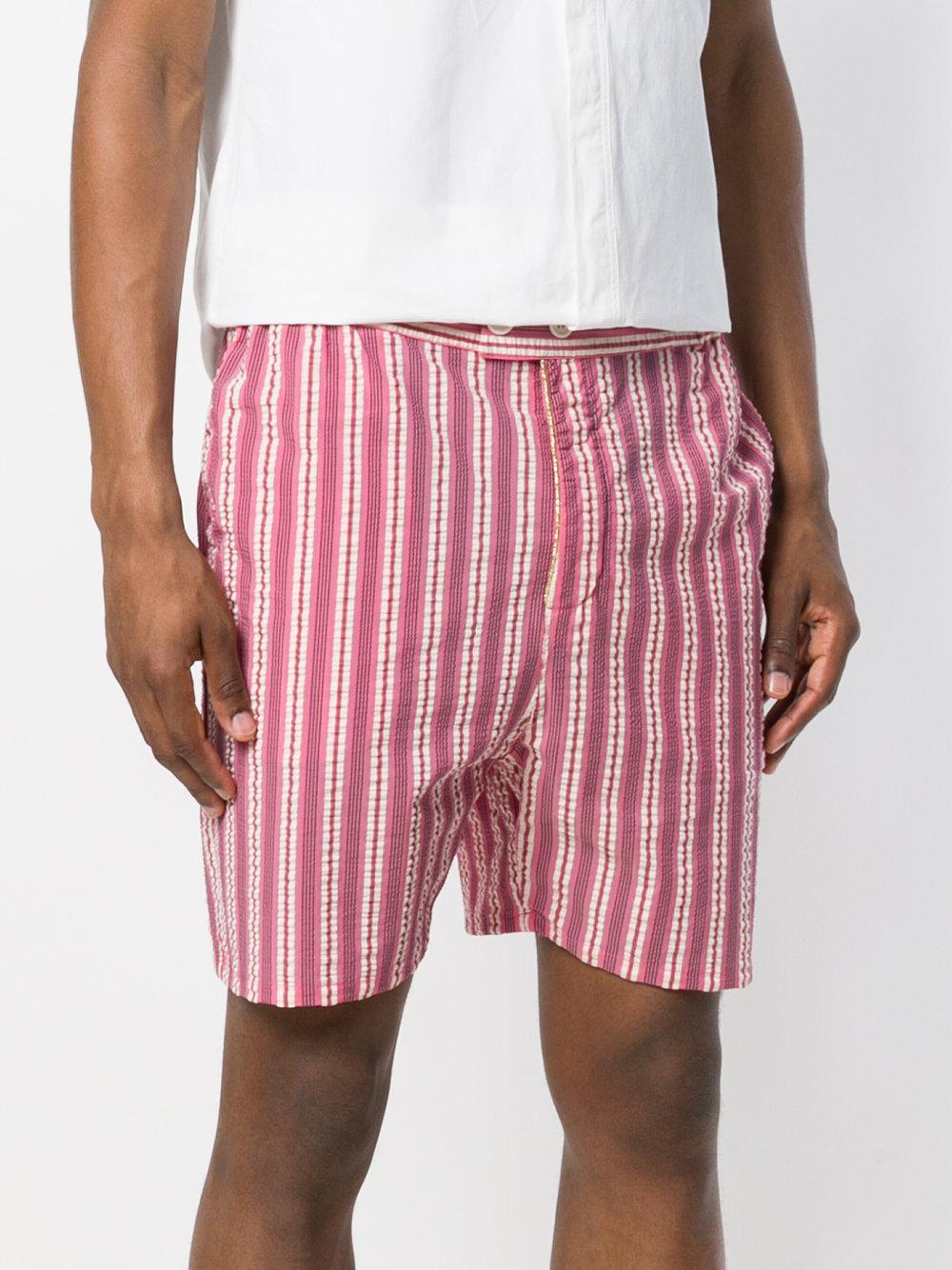 Spyjama shorts - Pink & Purple Henrik Vibskov Mybxy8
