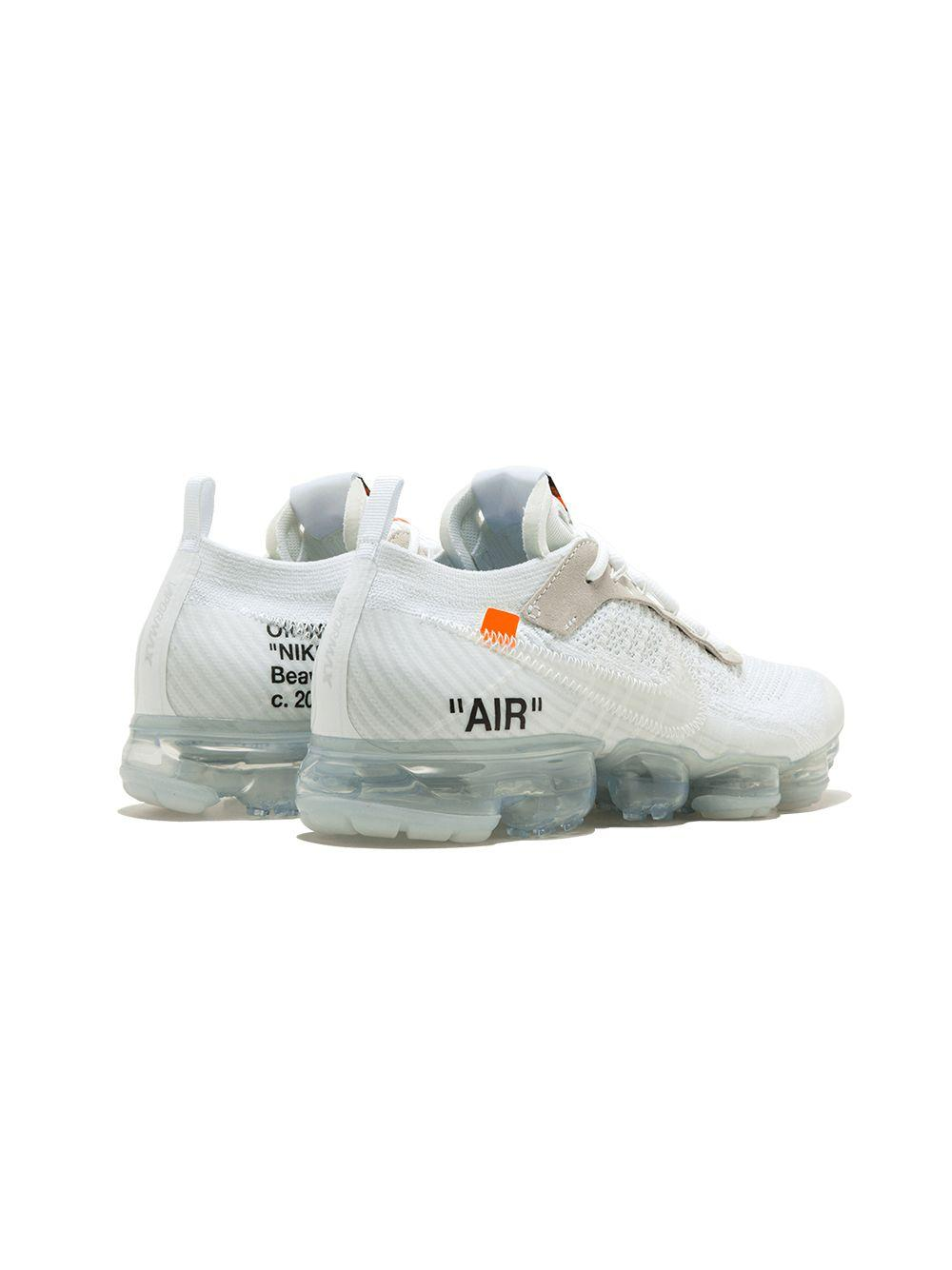 6fda773011 Nike X Off-white The 10 : Air Vapormax Flyknit Sneakers in White for ...