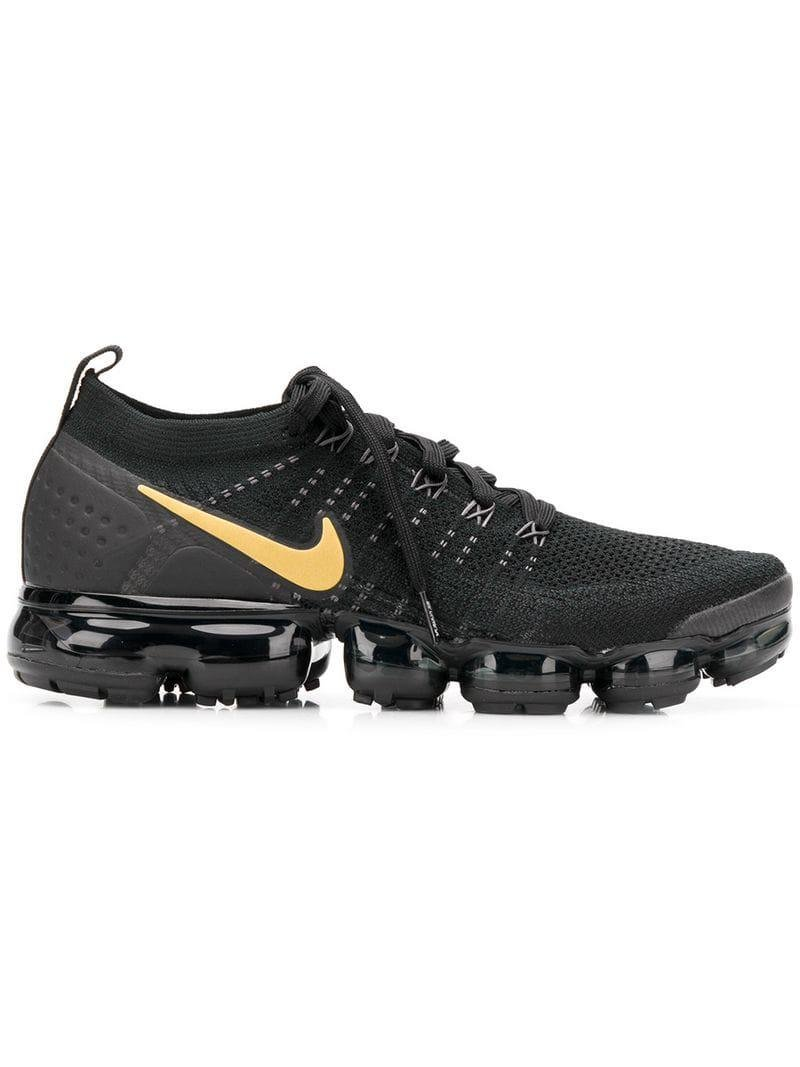 a1afae91f79 Lyst - Nike Air Vapormax Flyknit 2 Sneakers in Black for Men