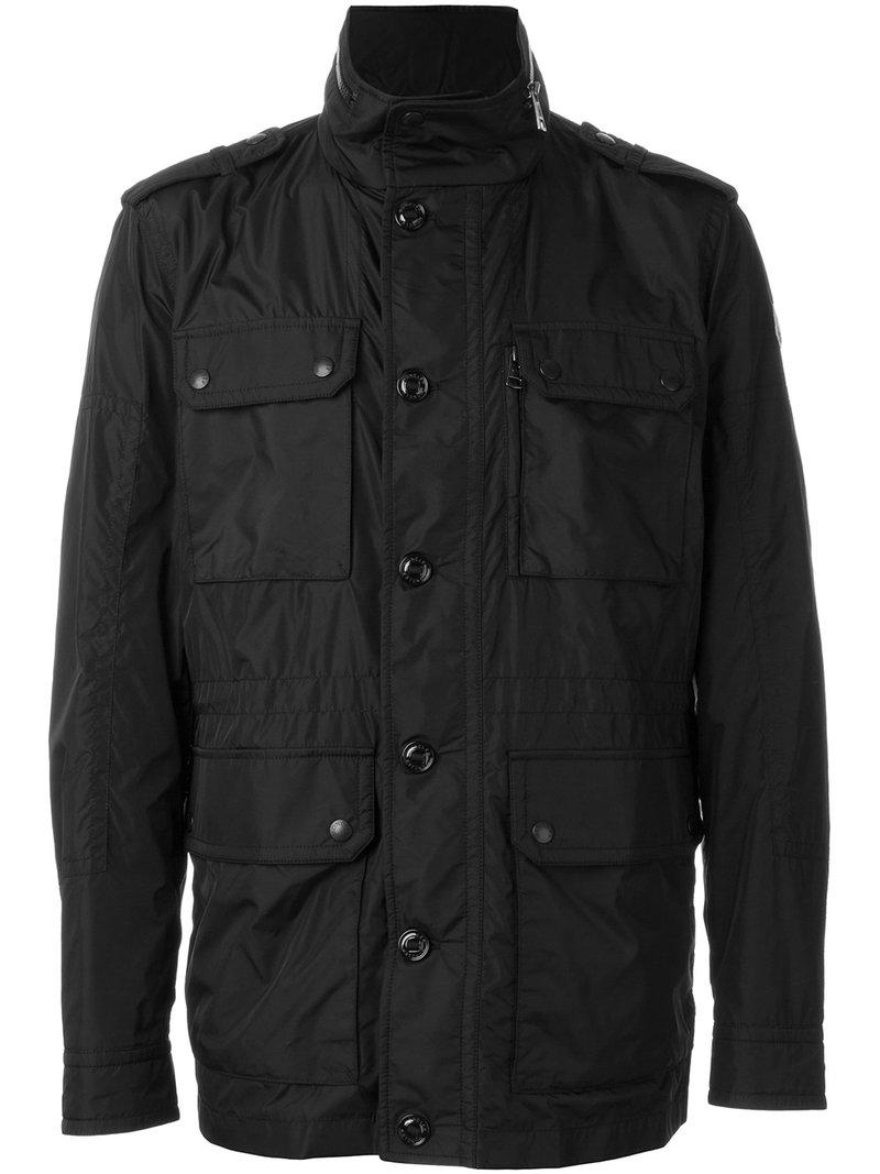 14757a4aa30f Lyst - Moncler Cristian Padded Jacket in Black for Men - Save 27%