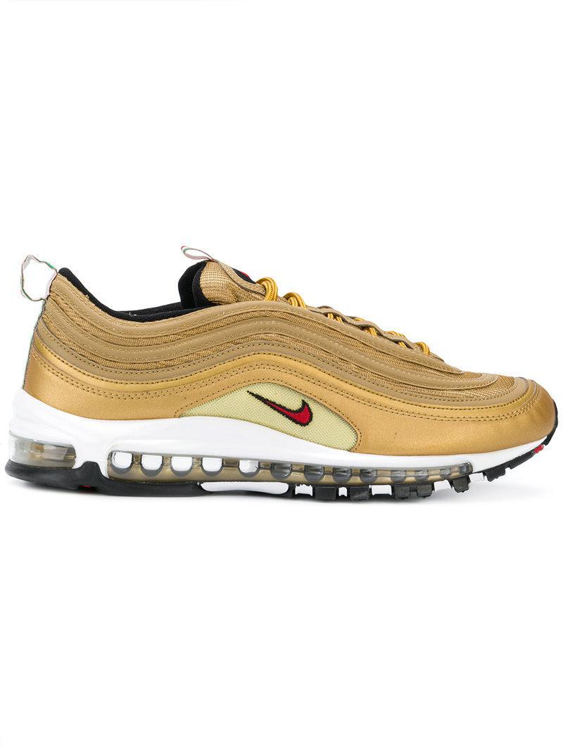 Nike. Men's Metallic Air Max 97 Sneakers