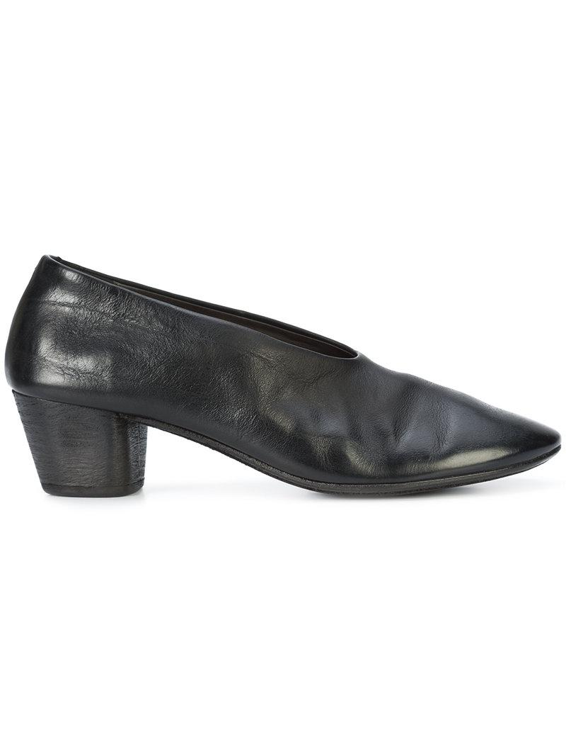MARSèLL Slip on rounded pumps WcDj8HnB3L
