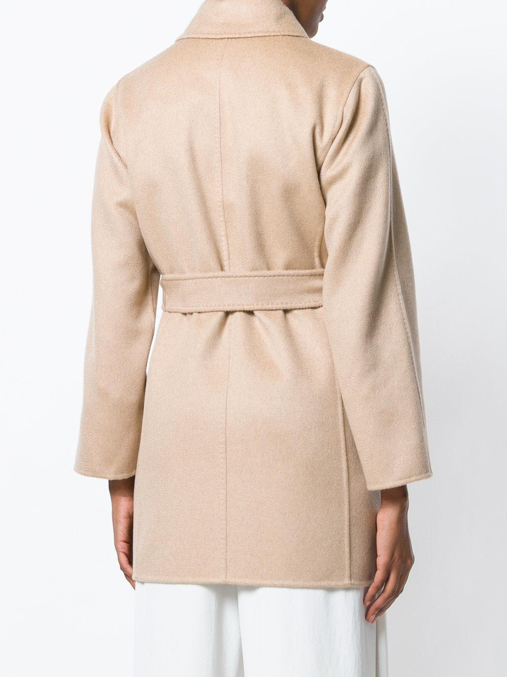 duster coat - Nude & Neutrals Max Mara The Cheapest Online F4dIa3v
