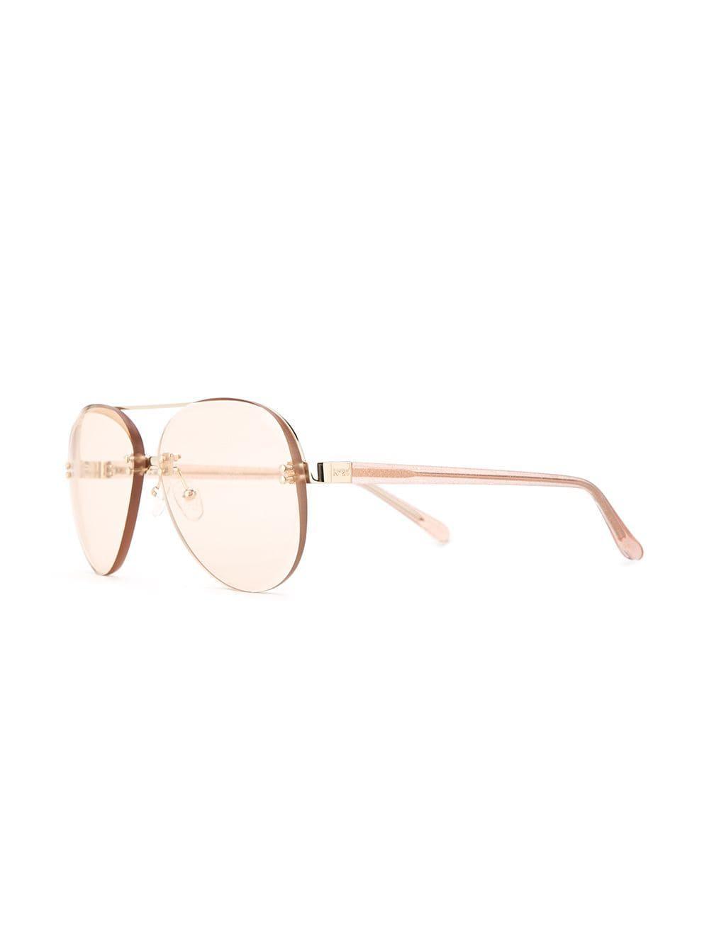 Sunglasses In Pink Frame N°21 Aviator Lyst wEqA77