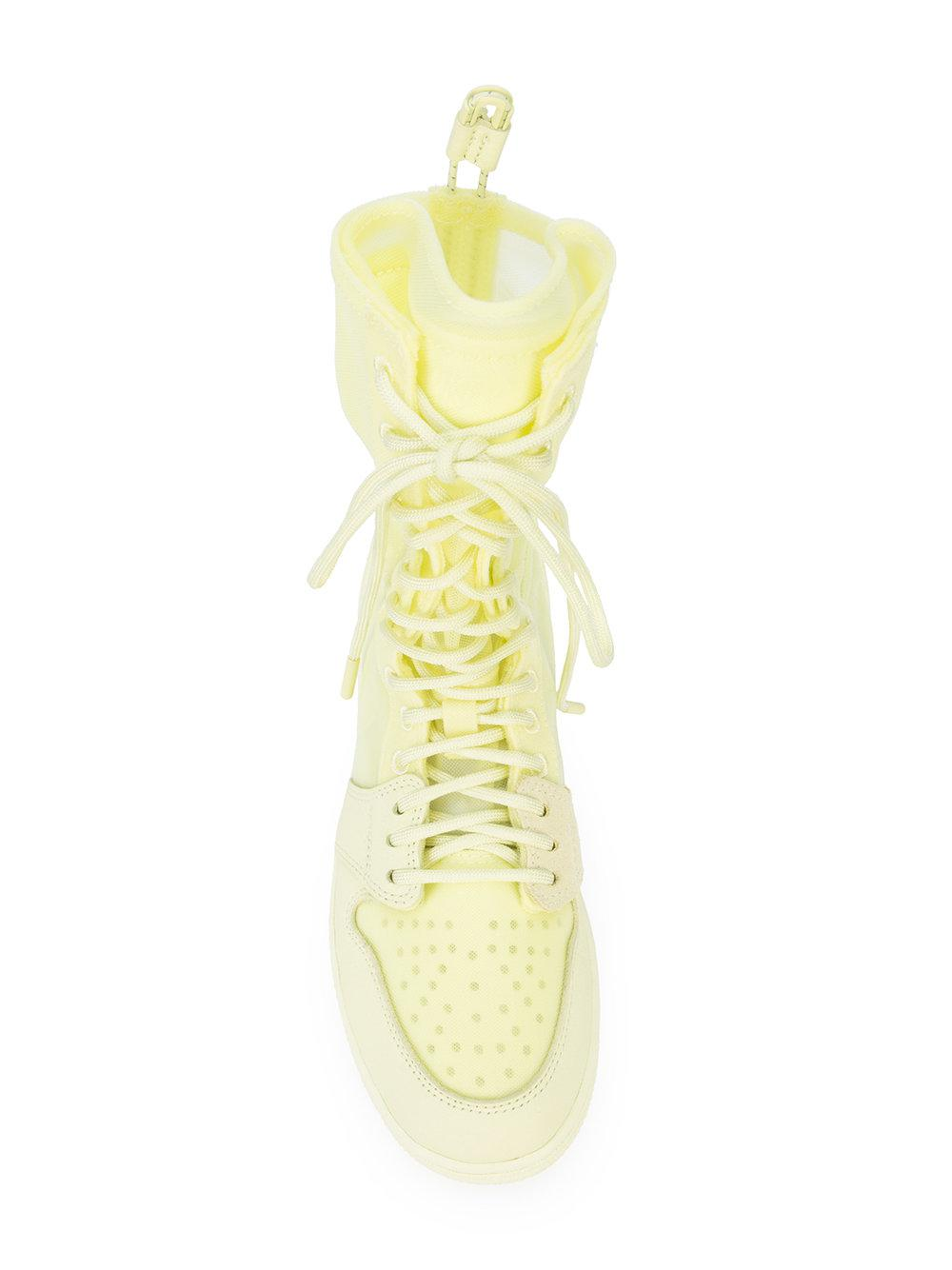 dd9413d7c69a90 Lyst - Nike Air Jordan 1 Explorer Xx Sneakers in Yellow for Men