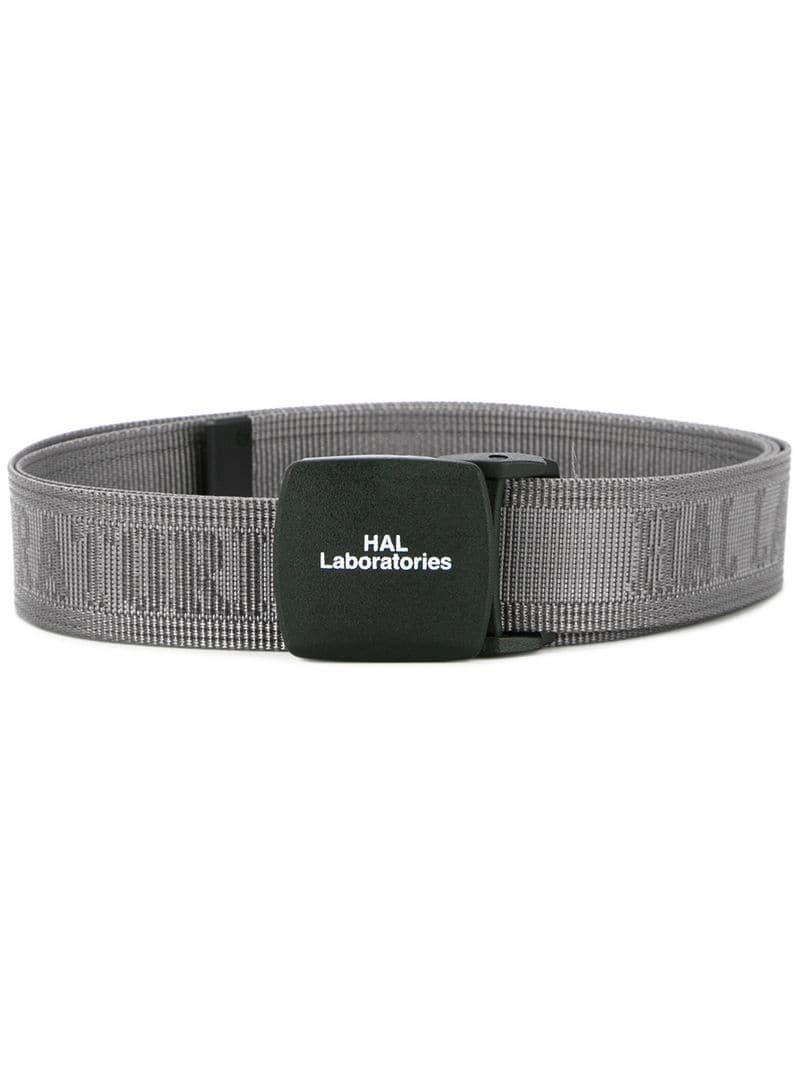 Lyst - Cinturón HAL Laboratories Undercover de color Gris 3fd90f1f6c96