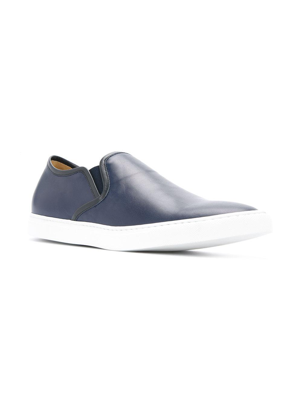 slip-on platform sneakers - White Cerruti pb2OPOJc