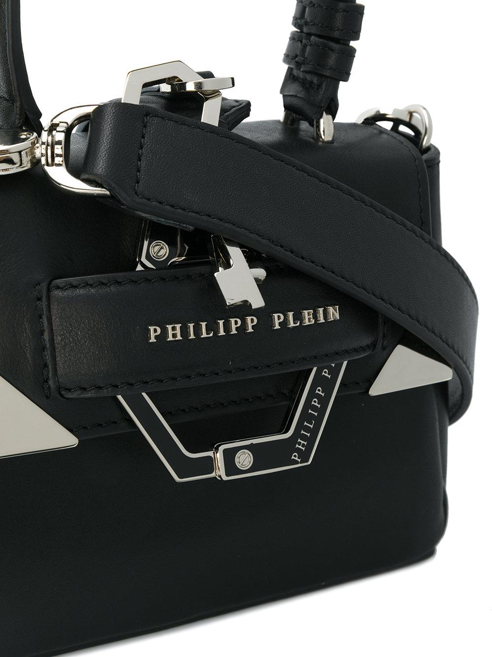 Philipp Plein small boxy tote Really Cheap Pictures Cheap Online bcojk