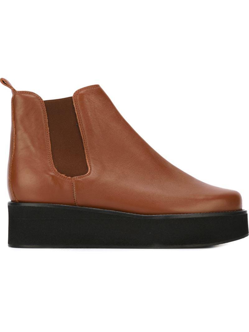 Dressler boots - Brown Minimarket OmqQppw3