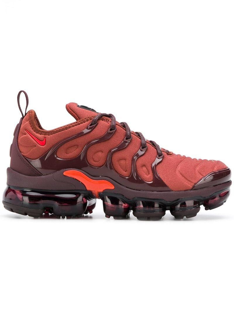 1758701760 Lyst - Nike Air Vapormax Plus Sneakers in Orange