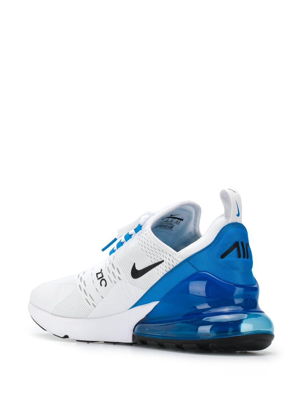 new product 996d0 fe472 Nike - White Air Max 270 Sneakers for Men - Lyst. View fullscreen
