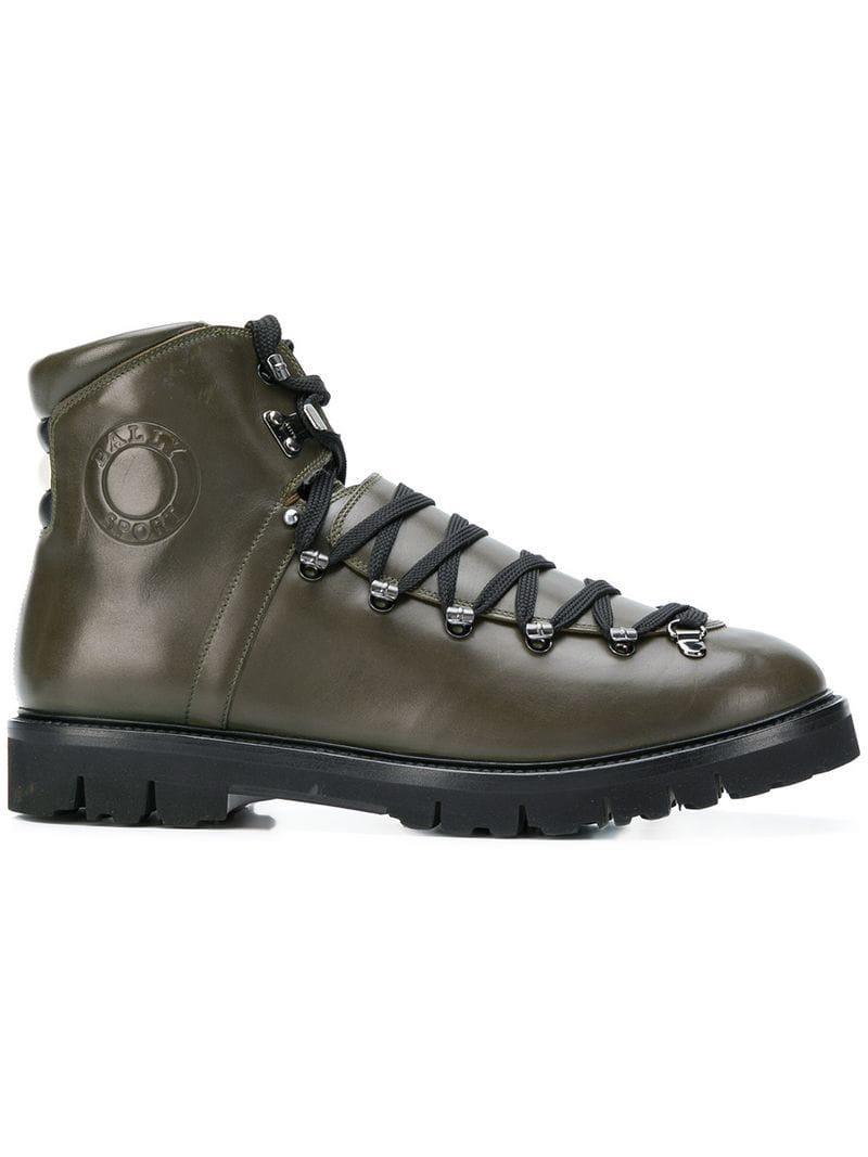 Bally En Montagne Lyst Classiques De Homme Coloris Pour Chaussures a4q46Iwp