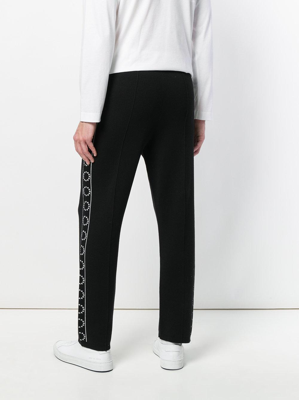 Black Time-Out Lounge Pants Études Studio Best Sale Online SK0sFxIO