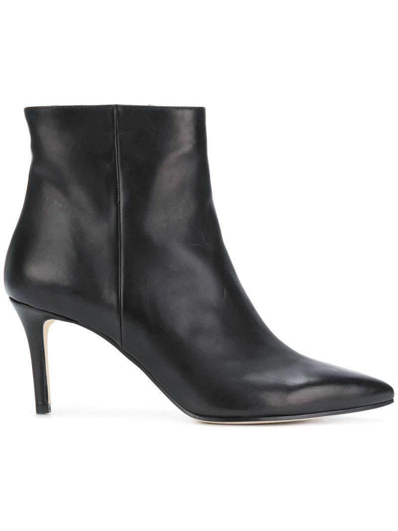 MARC ELLIS Pointed heeled boots ZodrzY8B