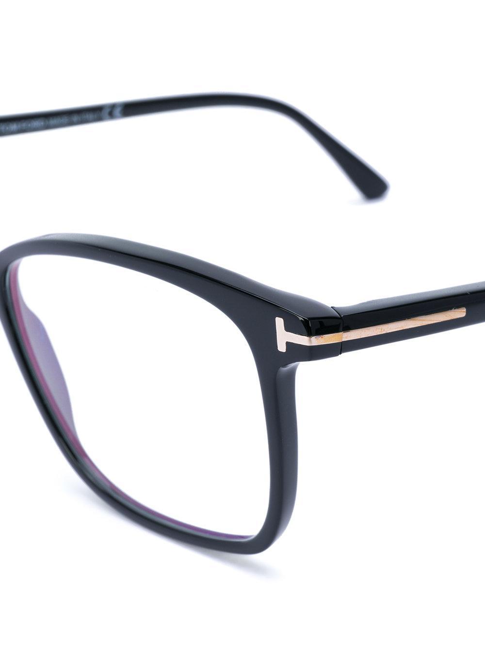 95db53ce55 Tom Ford Tf5478b Glasses in Black for Men - Lyst