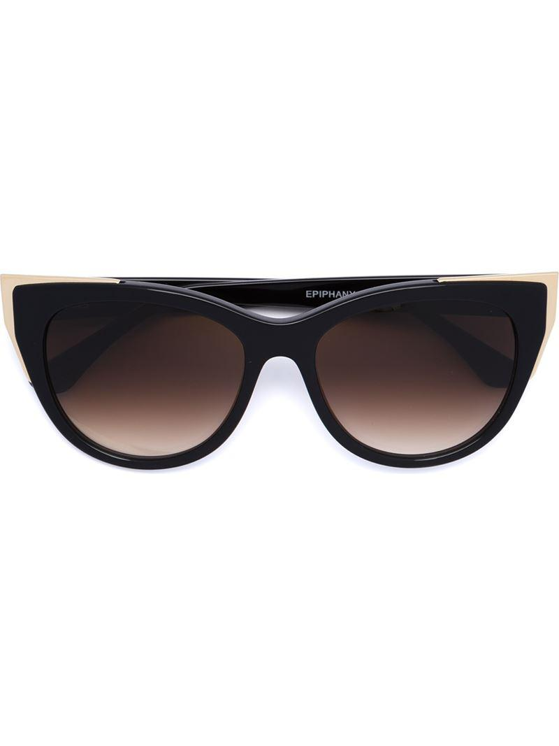 Thierry Lasry 'epiphany' Sunglasses in Black - Save 44%