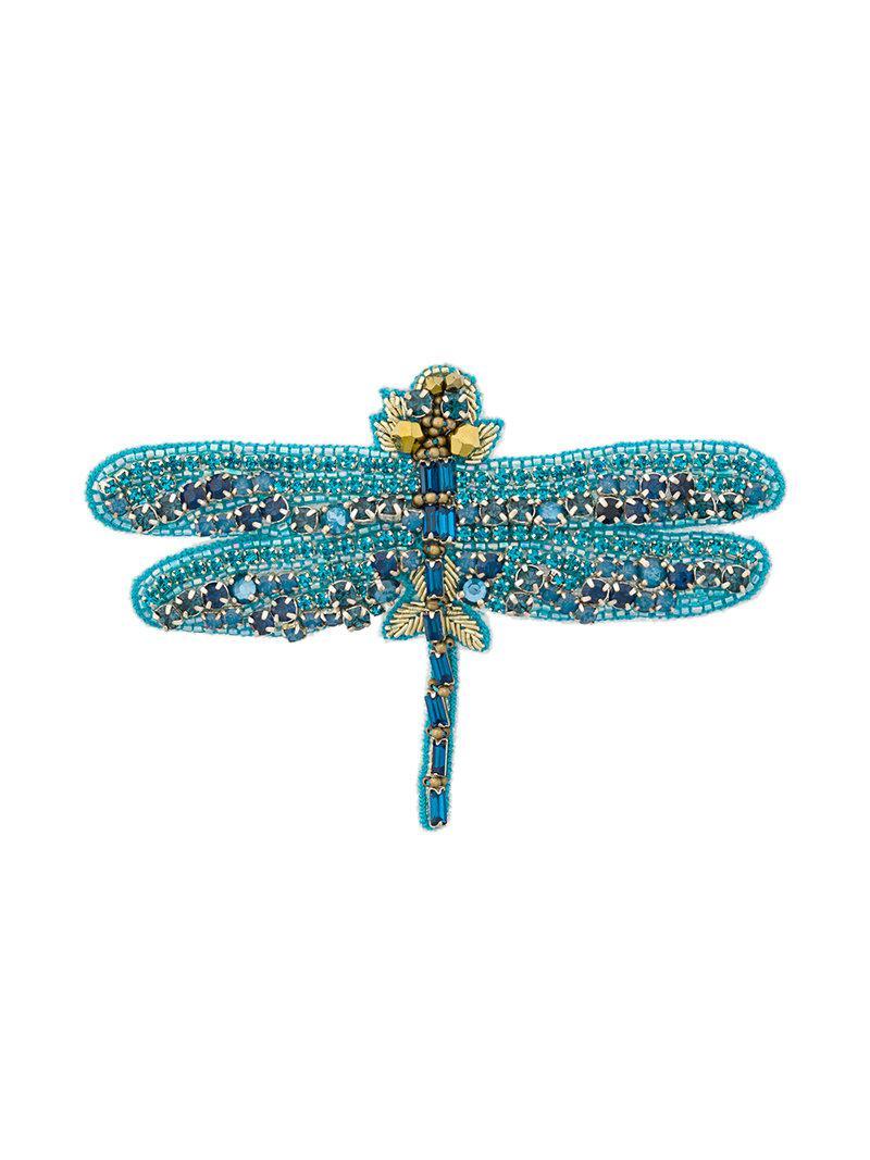 Vivetta Tsze Tseang Dragonfly Brooch T1g8Pp