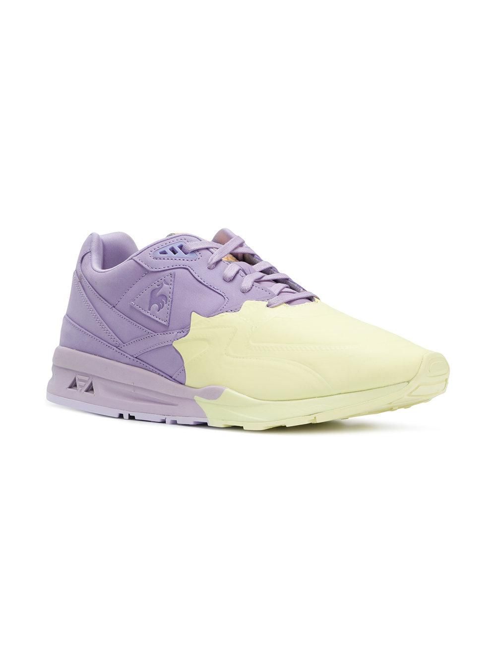 lace up tint sneakers - Pink & Purple Le Coq Sportif Discount Explore Outlet 100% Authentic iSY1zku