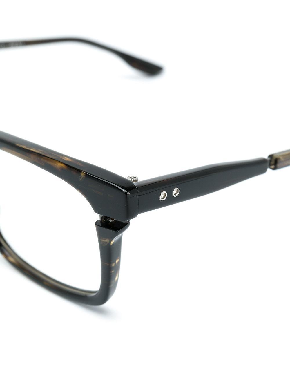 ec5fdd30861 Lyst - Dita Eyewear Avec Glasses in Brown