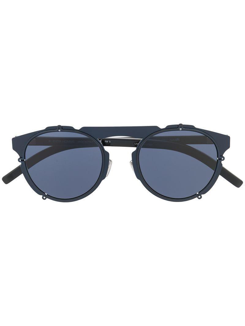 7292139e849e Dior Track Sunglasses in Black for Men - Lyst