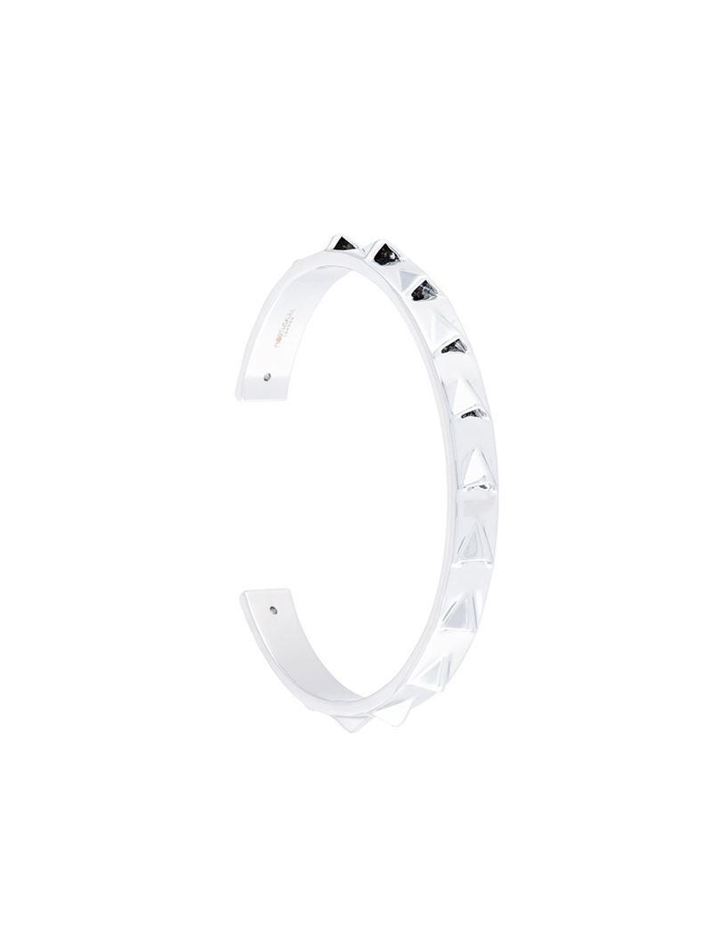 Northskull Continuity bracelet - Metallic jeEB75164