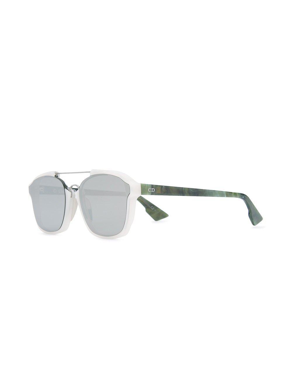 c5698294e3 Dior de Verde sol de color Gafas Lyst Abstract wvRUO