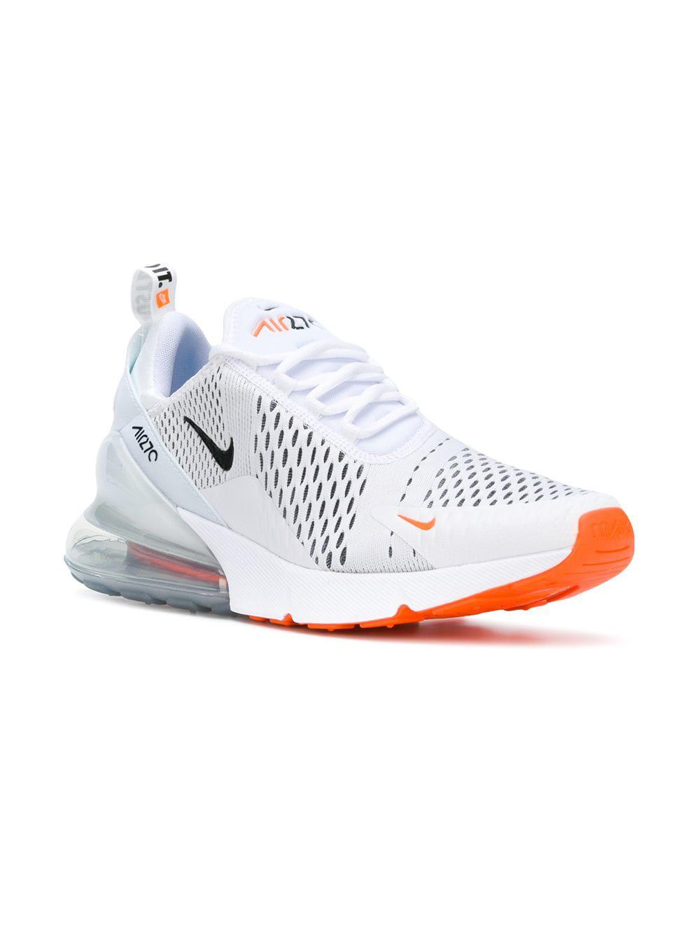 new product d72b6 9ad32 Nike - White Air Max 270 Sneakers for Men - Lyst. View fullscreen