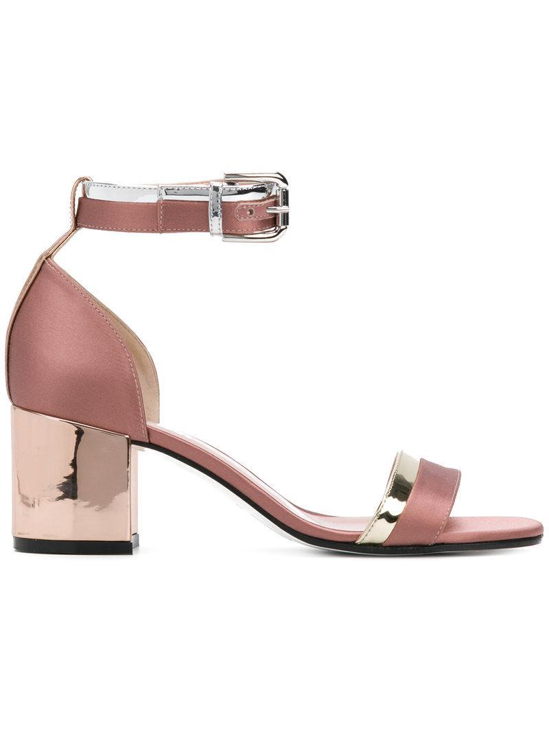 Pollini slingback buckle sandals discount 2014 ZOjZyNblmJ
