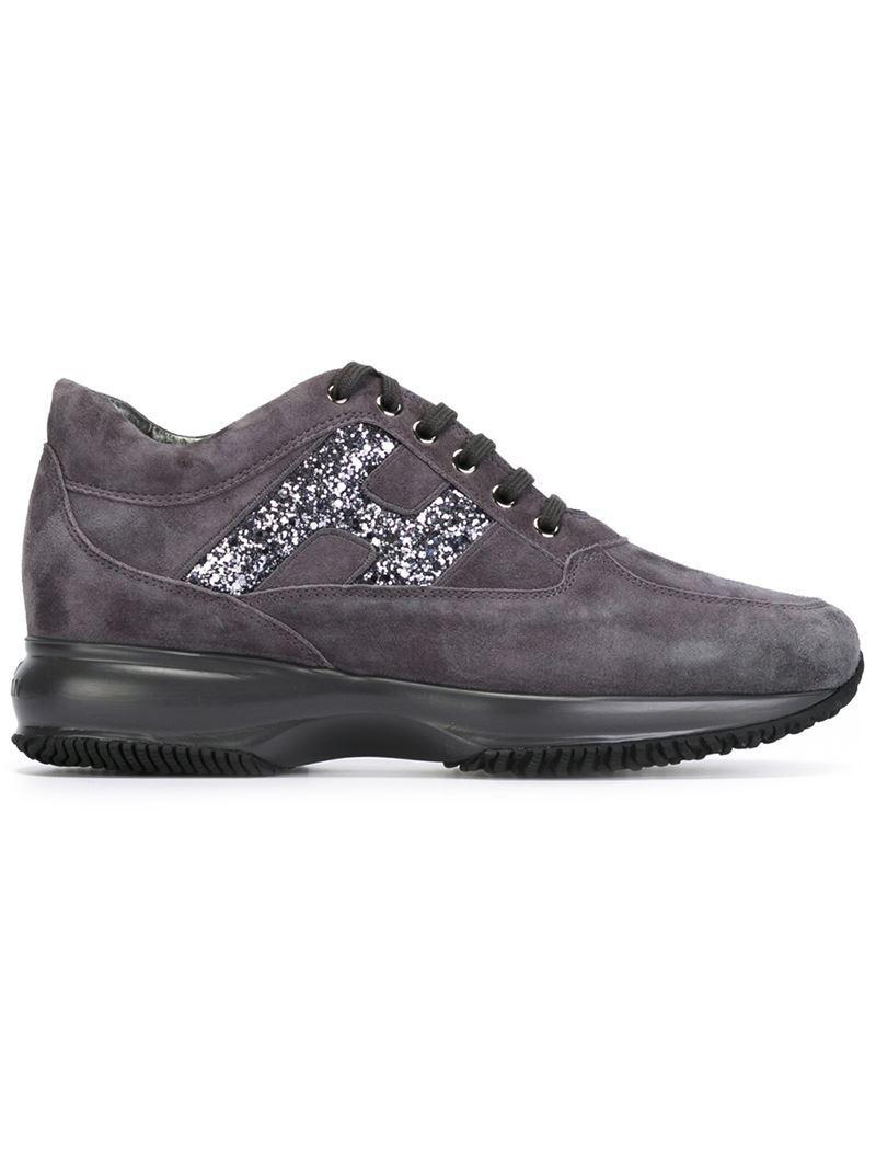 Gray Interactive sneakers Hogan dMdF0ALW0w