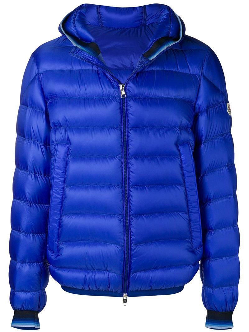 a70af84117da Moncler Avrieux Jacket in Blue for Men - Save 11% - Lyst