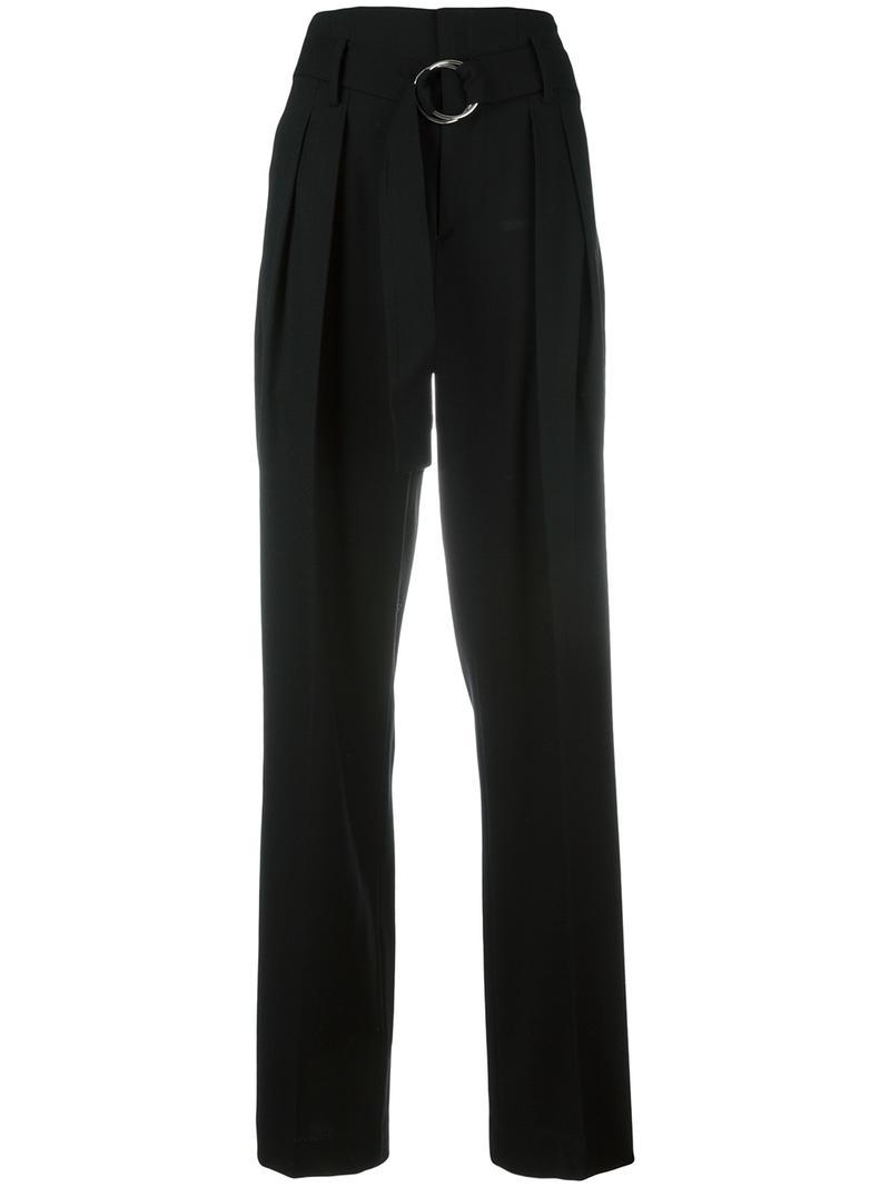 Abbie pants - Black Iro Pay With Visa Online Cheap Footlocker Extremely Fashionable XHjg3t