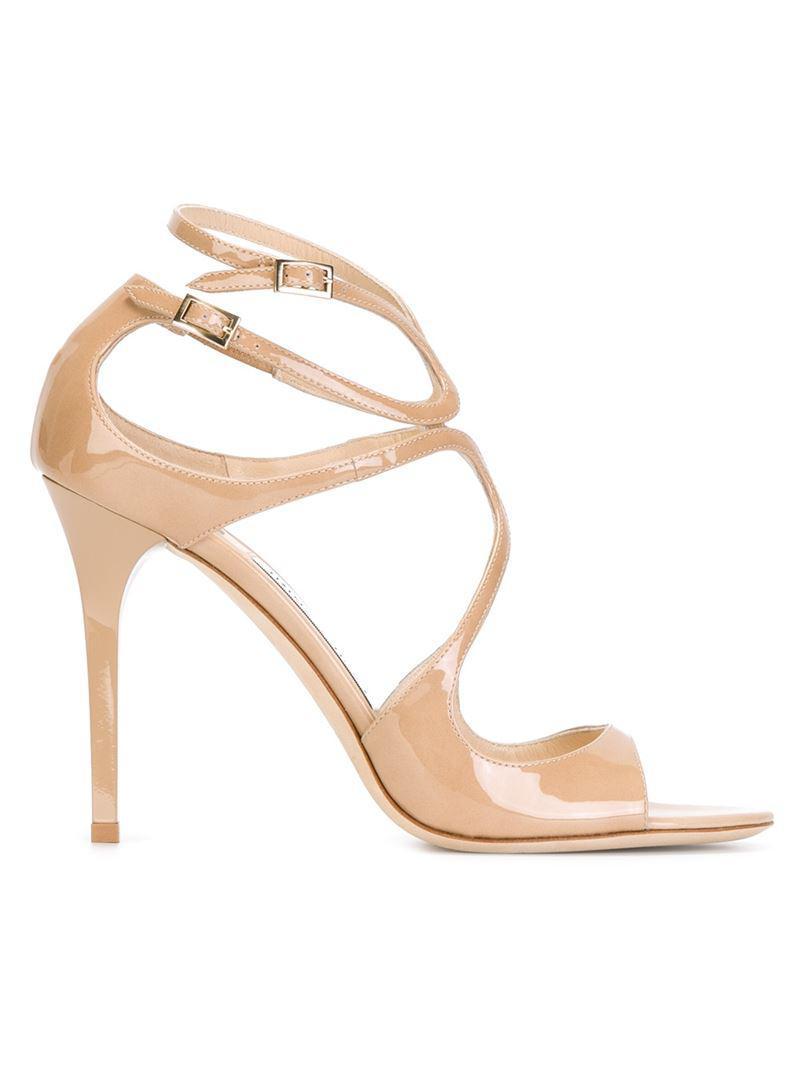 Ivette strappy sandals - Nude & Neutrals Jimmy Choo London uw22qx