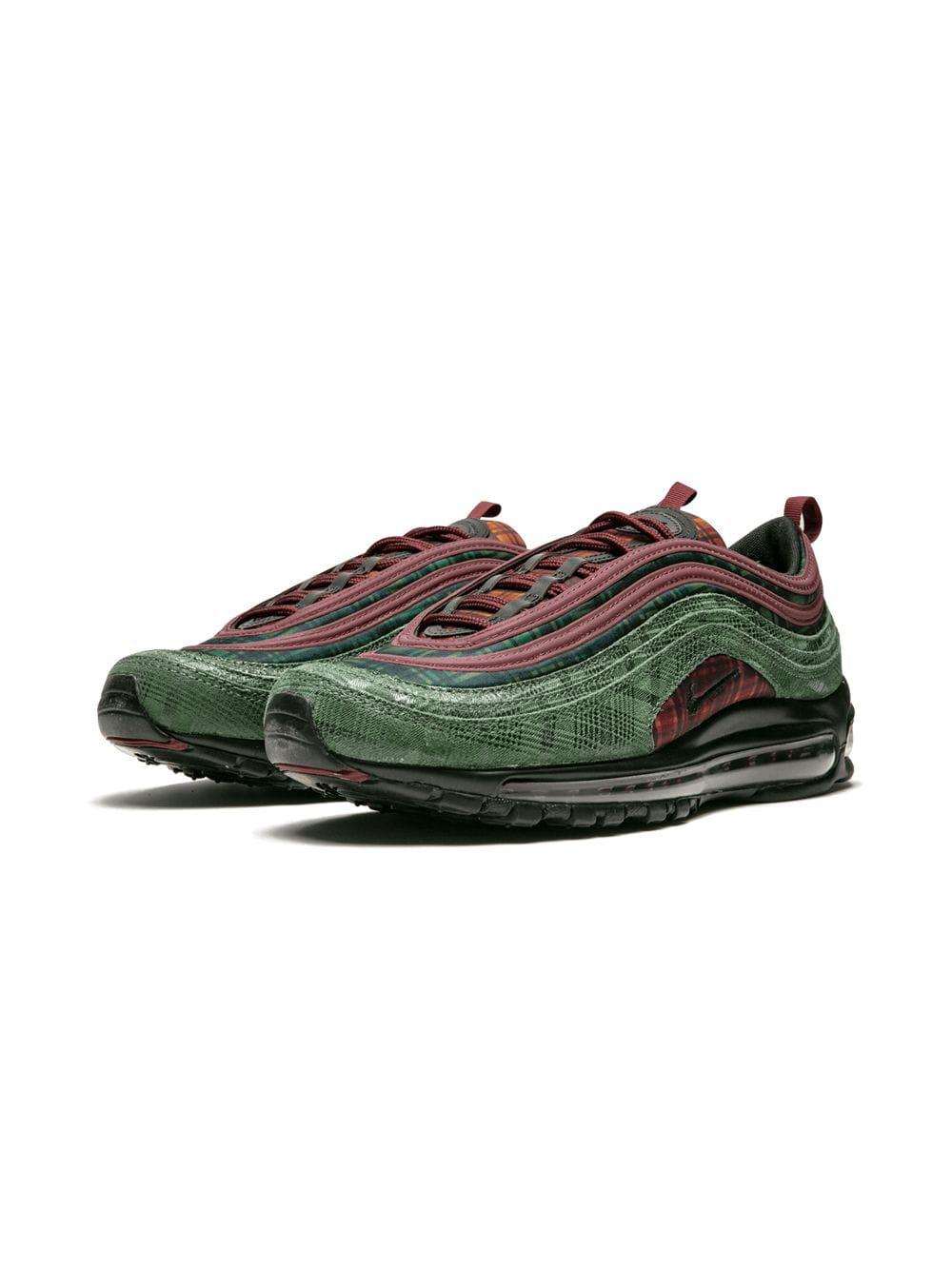 96766ab393ea0a Nike - Red Air Max 97 Nrg Sneakers for Men - Lyst. View fullscreen