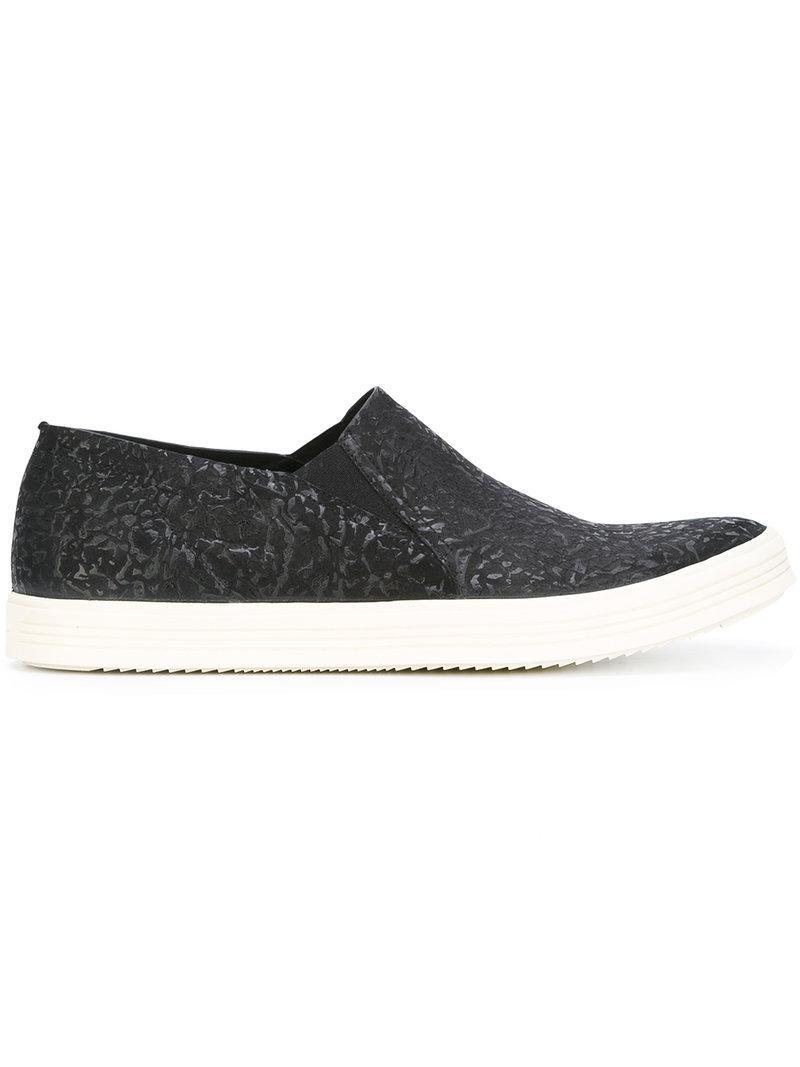 Rick OwensWalrus Mastodon Deck Sneakers 5cBicbBnrE