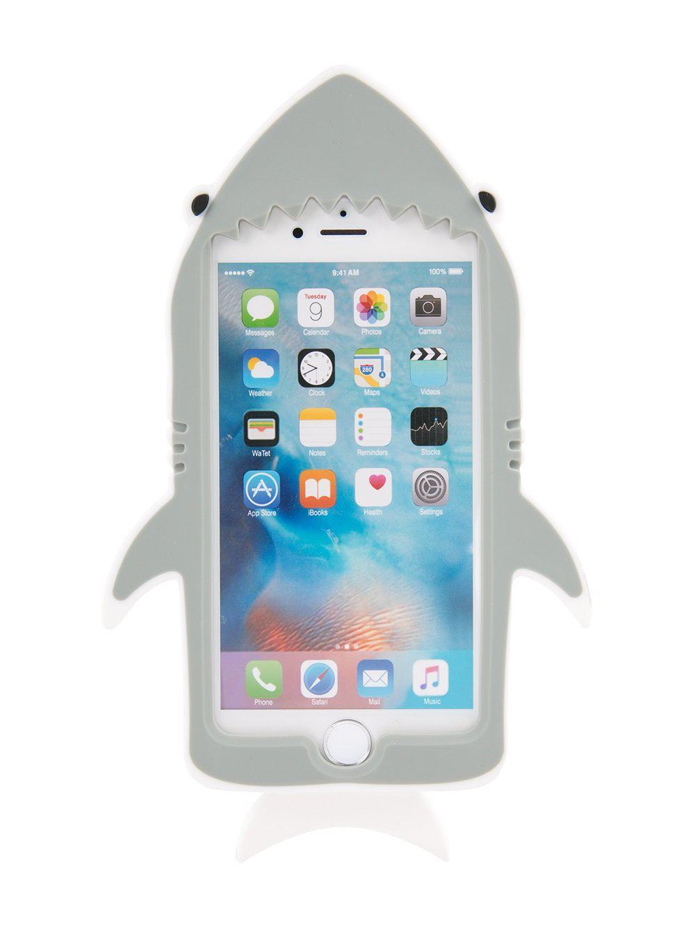 coque iphone 7 requin